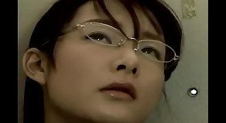 Asian woman has hot sex with ex husband.