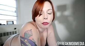 FreakMob Media-Tiffany Blake Creampie